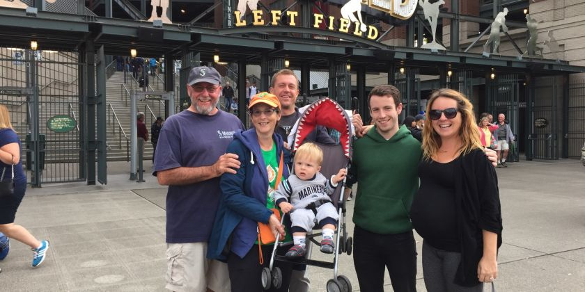 Dads, the Mariners, and Estate Planning